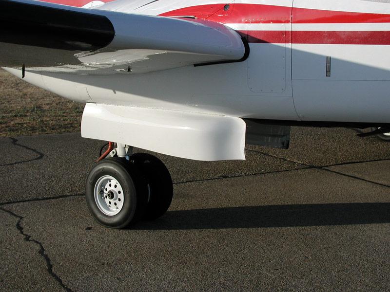High Flotation Gear Doors