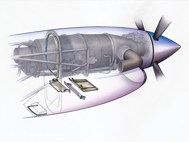 Ram Air Recovery System